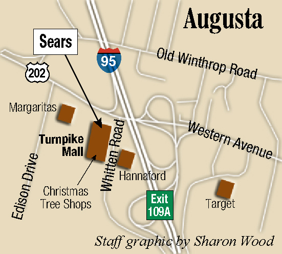 Augusta Spring Augusta Ga: Augusta Sears To Close This Spring