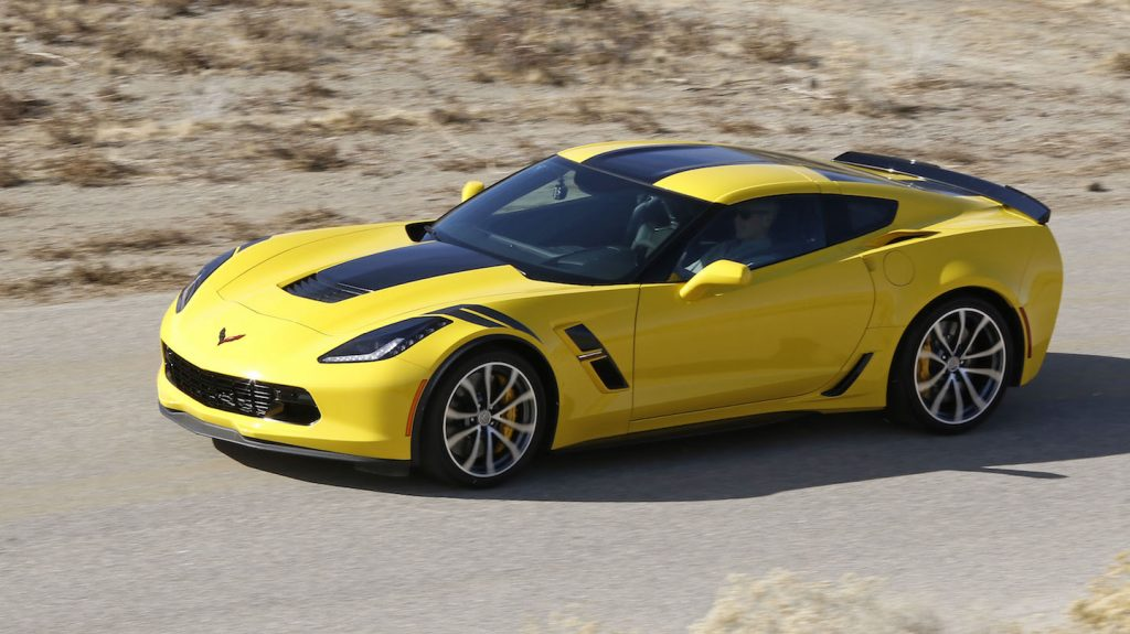 Corvette Grand Sport Is A Great Mix Of Old New Portland Press Herald