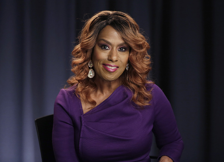 Actress and singer Jennifer Holliday supported Hillary Clinton in the election and says her initial decision to participate in the Trump inauguration festivities had not been intended as a political statement.