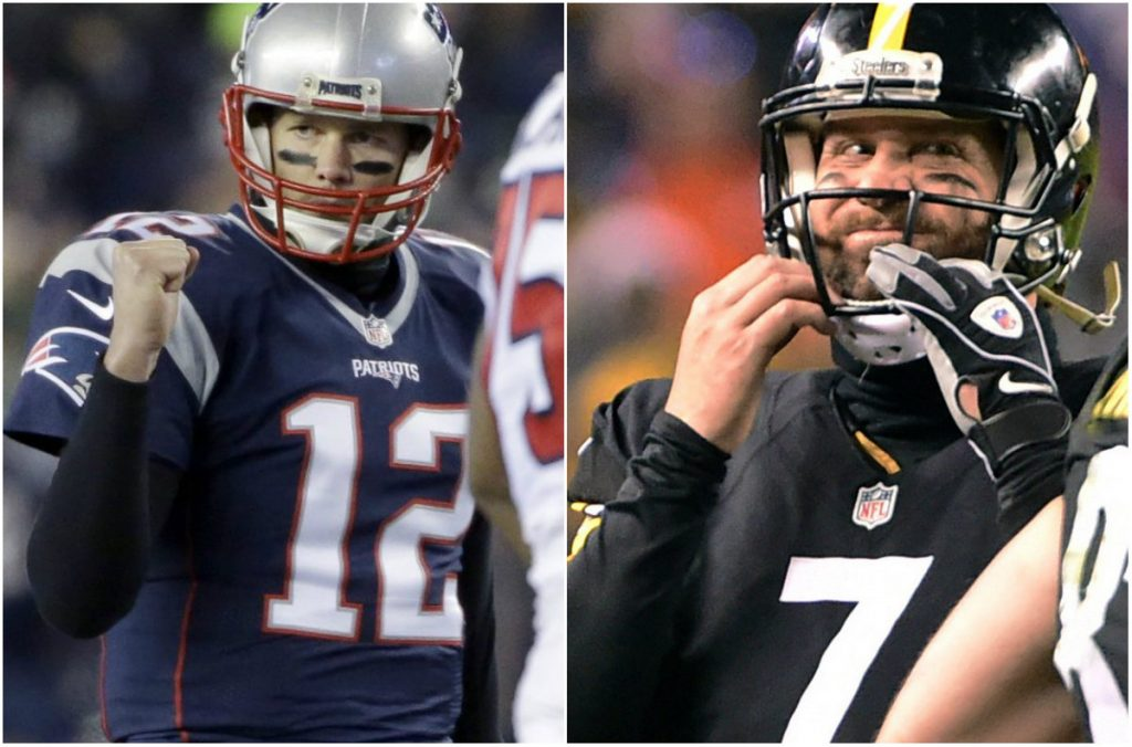 Veteran quarterbacks Tom Brady and Ben Roethlisberger epitomize the success and stability of the New England Patriots and the Pittsburgh Steelers, who will meet Sunday for the AFC title. The winner will make a record ninth trip to the Super Bowl.