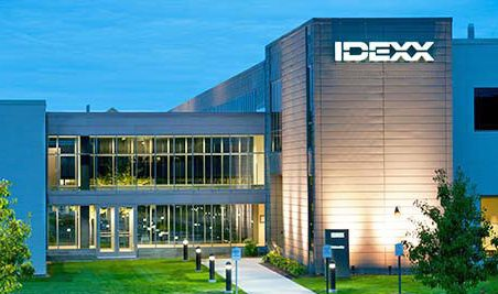 Idexx Laboratories' headquarters in Westbrook.
