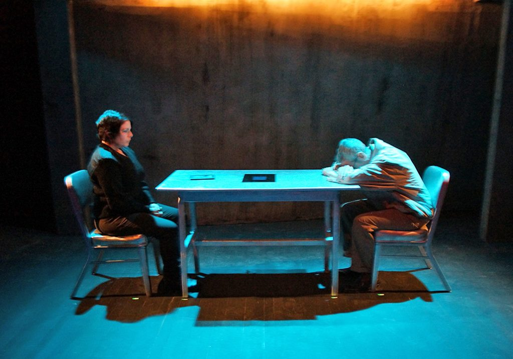 """""""The Nether"""" develops out of the interrogation of a man named Simms who has created a virtual space called the Hideaway. There, through anonymous avatars, adult """"guests"""" are able to indulge in activities that are far from acceptable in the real world."""