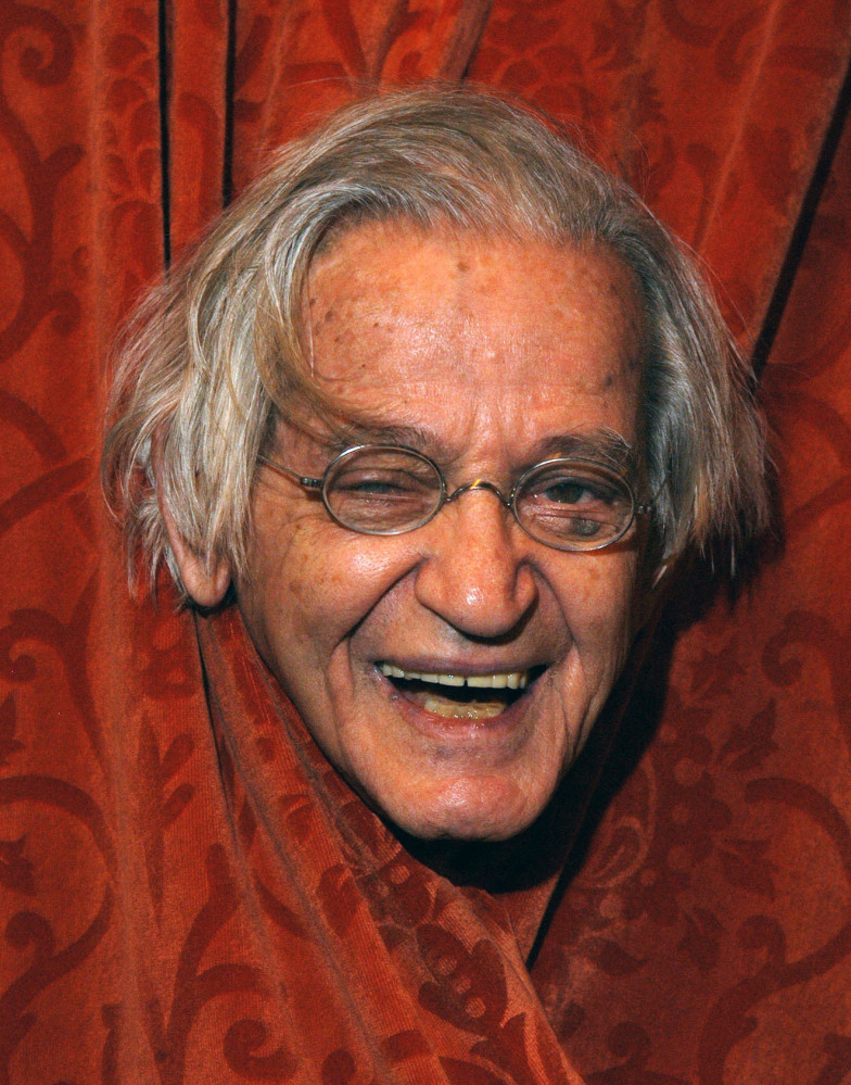 "Irwin Corey, who billed himself as ""The World's Foremost Authority,"" performed his comedy routines for eight decades."