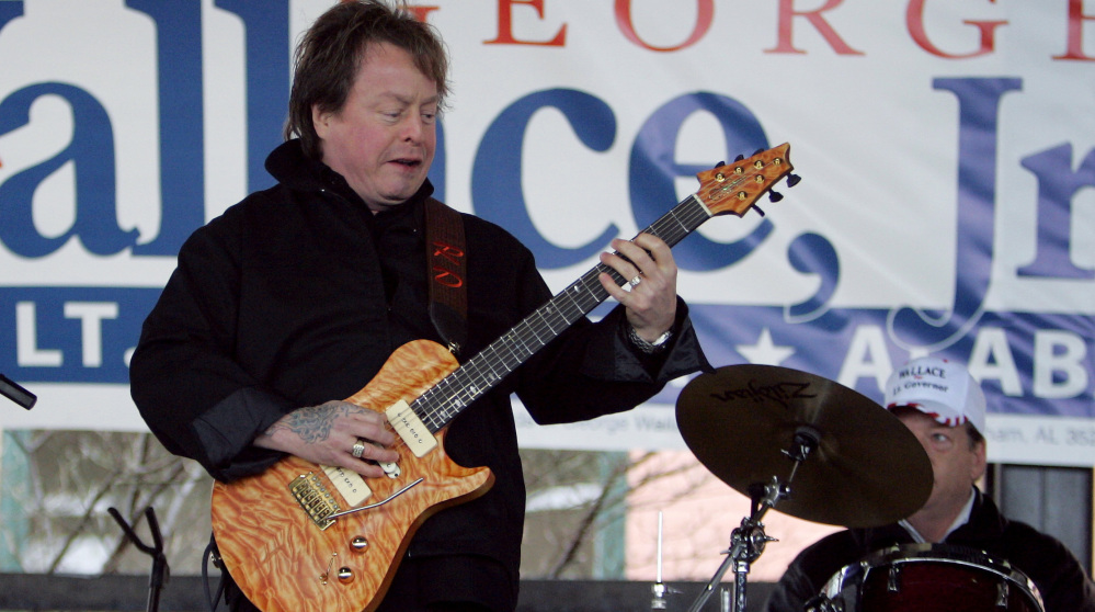 Rock musician Rick Derringer told authorities he carried his pistol on planes 30 to 50 times per year.