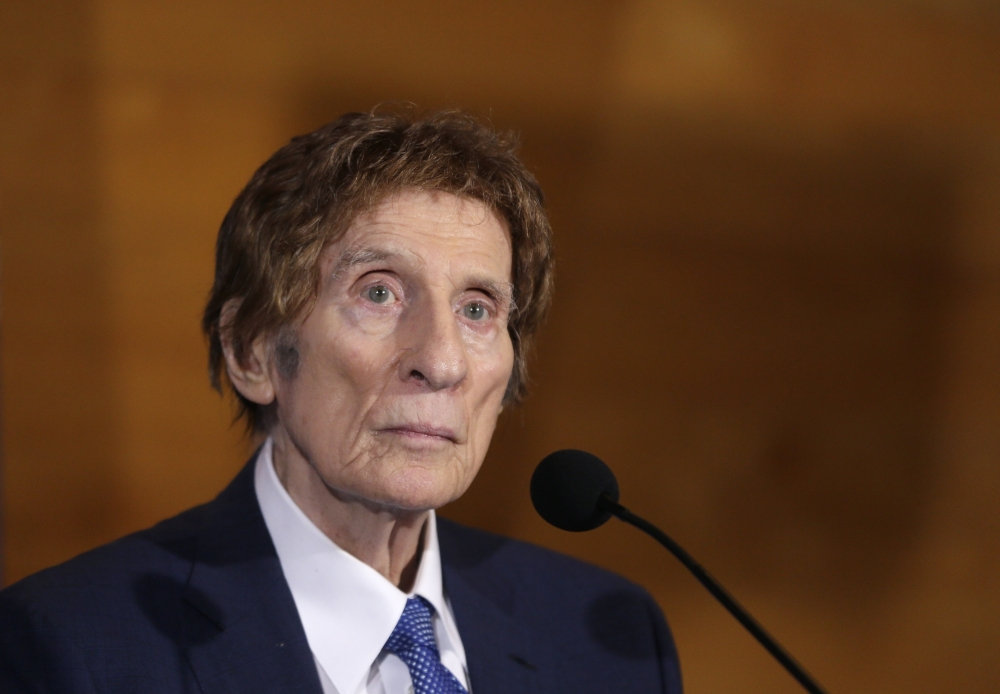 Mike Ilitch, the owner of the Detroit Red Wings and Tigers and founder of the Little Caesars Pizza empire, died on Friday at age 87.