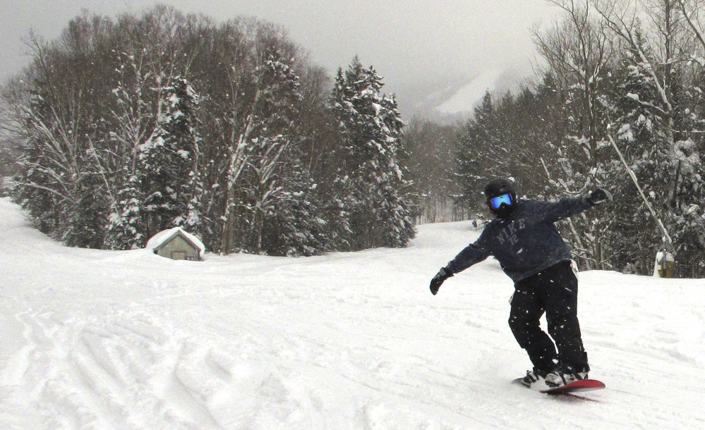 The biggest storms of the winter so far have dumped feet of new snow on places such as Burke Mountain Resort in East Burke, Vt., where conditions for skiing and snowboarding were described as the best in 20 years. Ski areas across northern New England are celebrating.