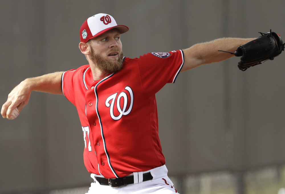 Stephen Strasburg's 2016 season came to an early end because of an injury. It was the second time in his career he has missed the chance to pitch in the postseason for the Washington Nationals.