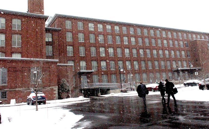 The Hathaway Creative Center in Waterville has been sold for about $20 million.