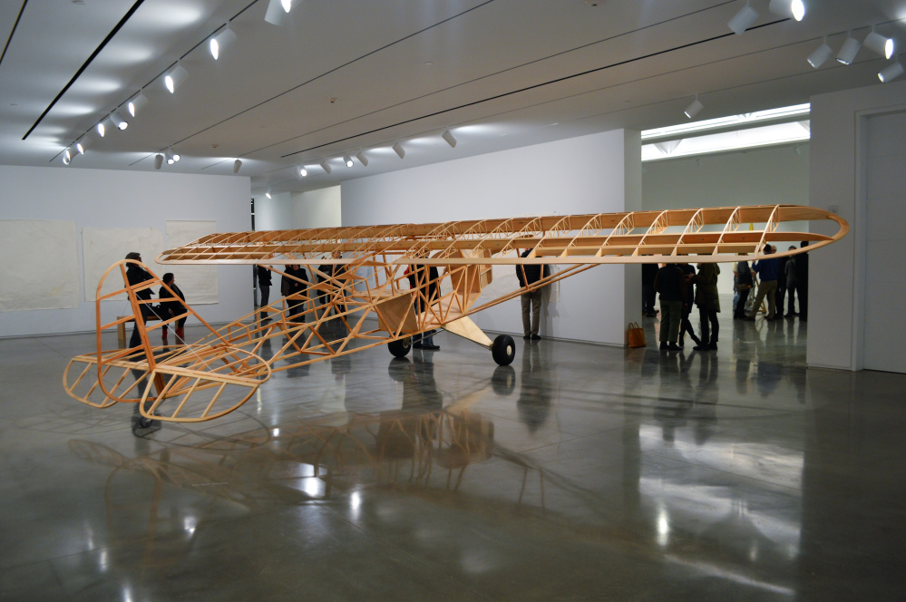"Mark Wethli's ""Piper Cub."""