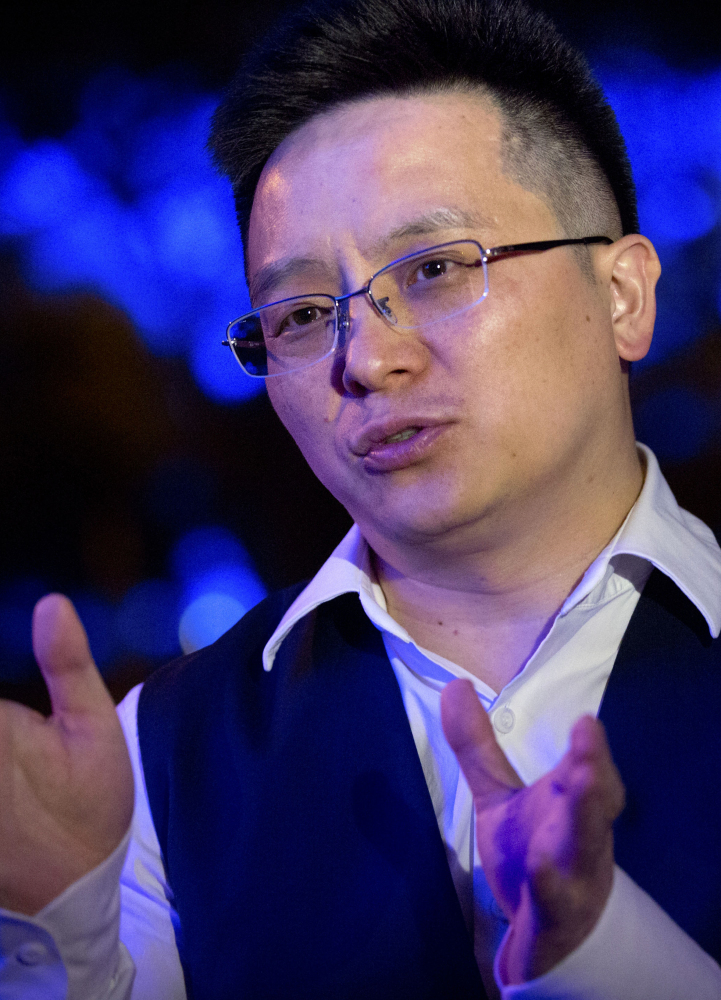 "Recon Holding CEO Tony Xia says his company has acquired a 51 percent stake in Millennium Films for $100 million. Chinese companies are hoping to beef up the country's global cultural influence, or ""soft power."""