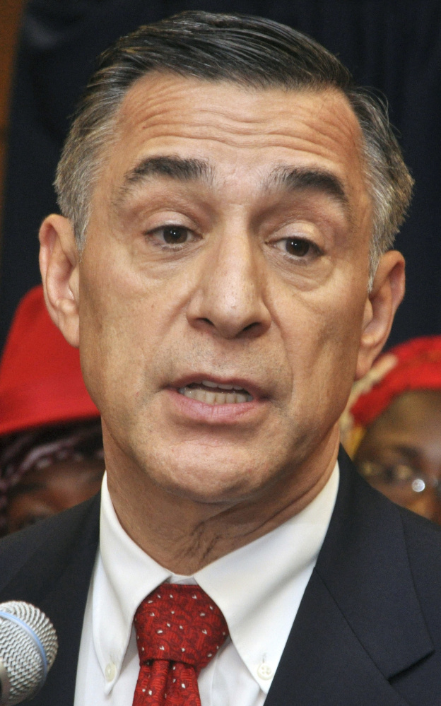 "Rep. Darrell Issa, R-Calif., spoke Friday on ""Real Tim with Bill Maher."" (AP file)"