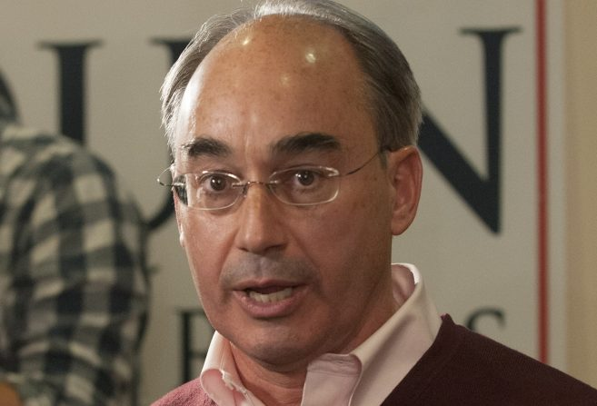 Rep. Bruce Poliquin is the only member of the Maine delegation who won't say whether he wants President Trump to undo the Katahdin Woods and Waters National Monument designation.