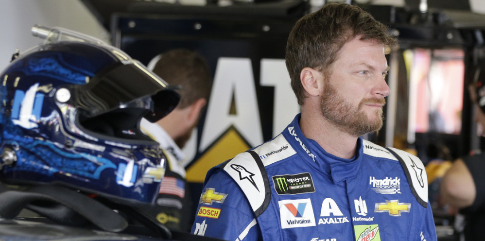 Dale Earnhardt Jr. returns to the track Sunday at Daytona Beach, Fla. after missing the second half of last season with a concussion.  And NASCAR  could use a win by its most-popular driver  to provide a spark in its season-opening race.
