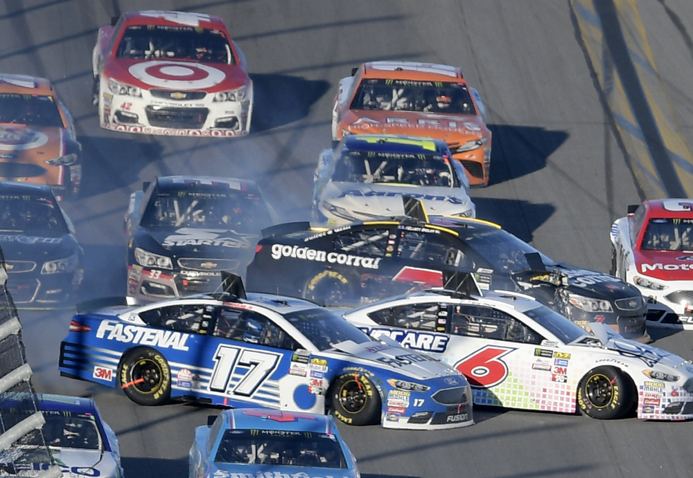 Commentary: Everything was great at Daytona 500 – until the race ...
