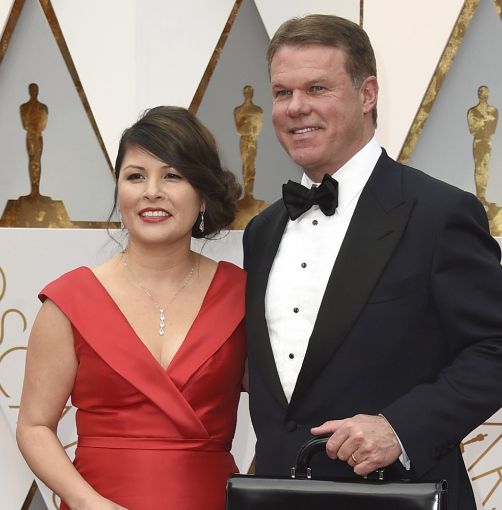 Martha L. Ruiz and Brian Cullinan from PricewaterhouseCoopers have been permanently removed from Academy Awards presentations.