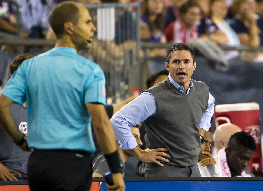 Jay Heaps is back as coach of the New England Revolution – one of the founding franchises in MLS. The league has grown from its original 10 teams in 1995 to its current total of 22.