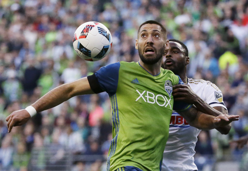 Clint Dempsey, a star for the Seattle Sounders as well as the United States men's national team, is returning to soccer after dealing with a heart issue that plagued him for most of last season.