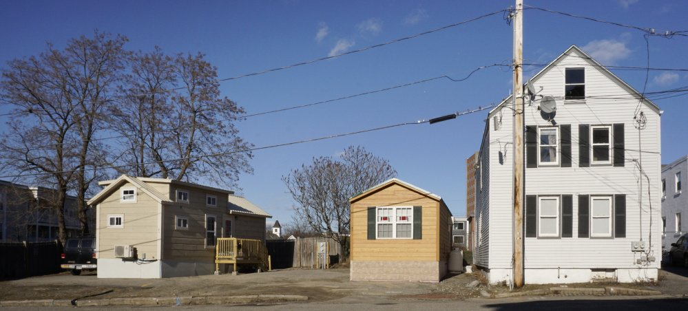 Portland Officials Are Asking A District Court Judge To Order The Removal  Of These Two Homes