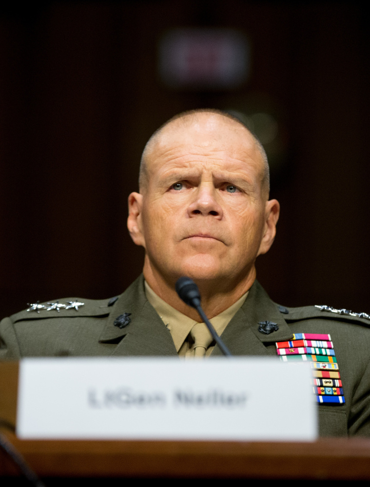 "Lt. Gen. Robert Neller admonishes troops whose actions ""embarassed the Corps"" in a video."