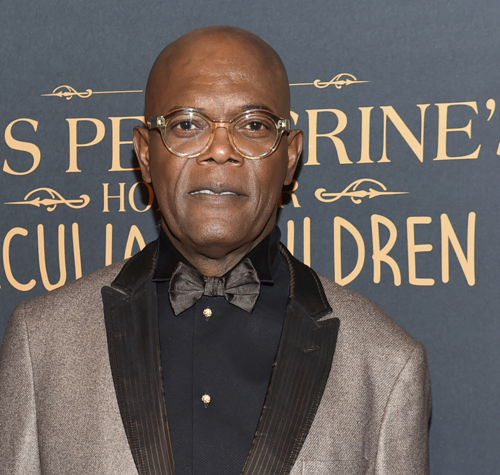 Samuel L. Jackson on Monday criticized the casting of black British actors in American films like the horror hit