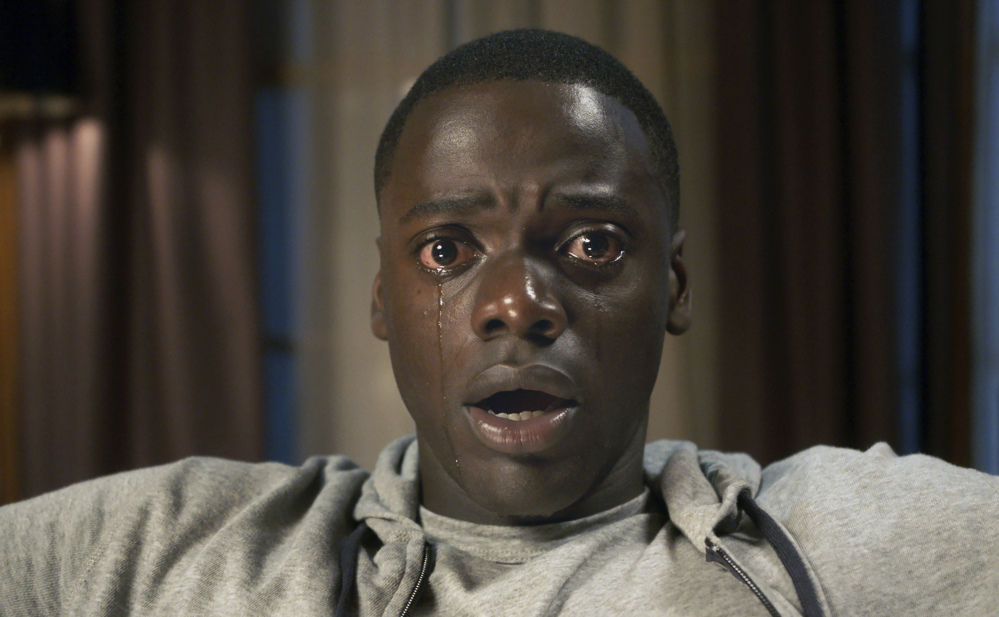 "Daniel Kaluuya stars in ""Get Out,"" one critic's pick to win Best Picture."