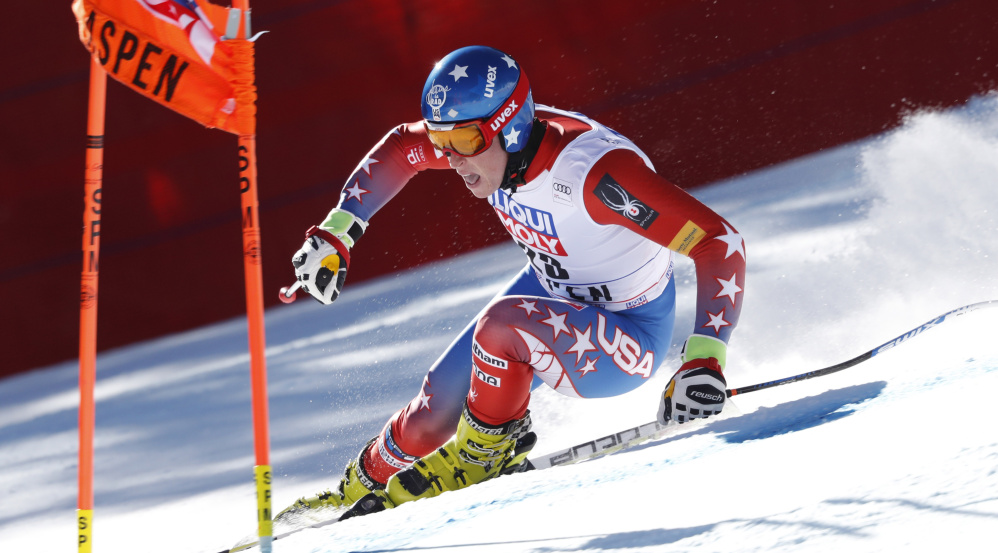 The U.S. Alpine championships this weekend at Sugarloaf mark the end of a sparkling season for Sam Morse, a 20-year-old who grew up near the Sugarloaf entrance and attended Carrabassett Valley Academy. Morse took part in his first World Cup race a week ago at Aspen.