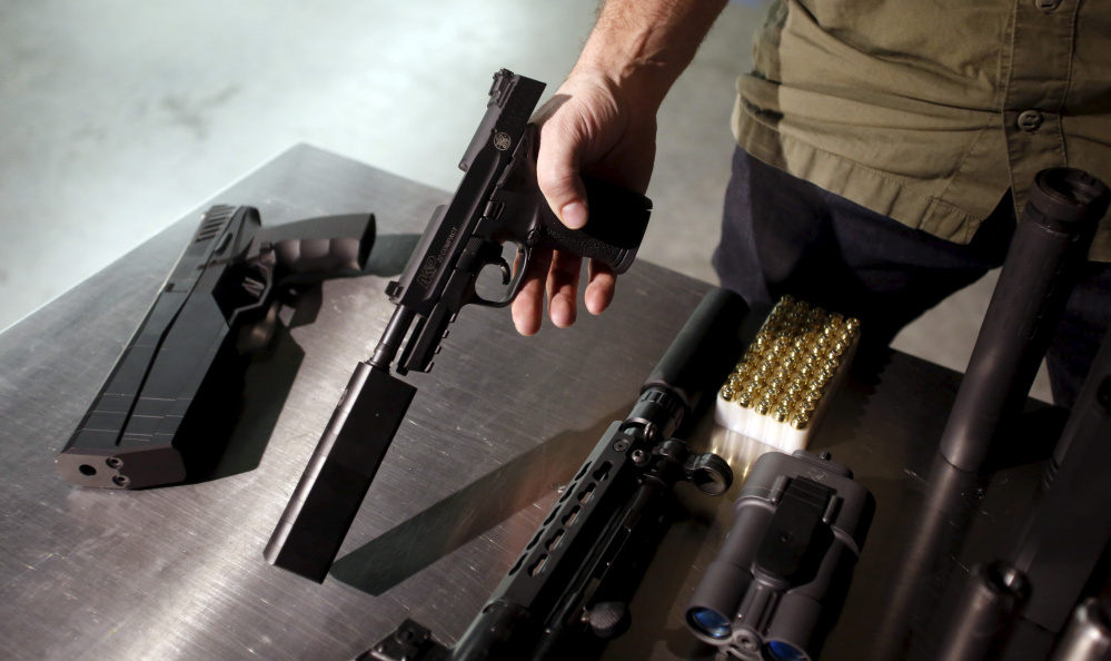 Silencer opponents say reducing gun sound is dangerous because potential victims won't know to run or hide from shooters, though studies say the sound can still be loud.