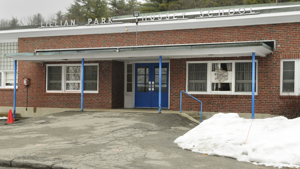 Lillian Parks Hussey Elementary School in Augusta is in need of major repairs or replacement, school officials say.