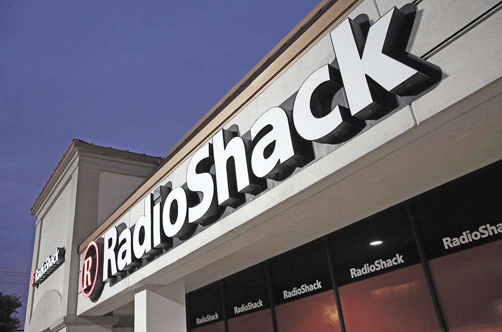 Fort Worth, Texas-based retailer RadioShack has filed for bankruptcy for the second time in just over two years. The company says it's closing about 200 stores and evaluating options on the remaining 1,300.