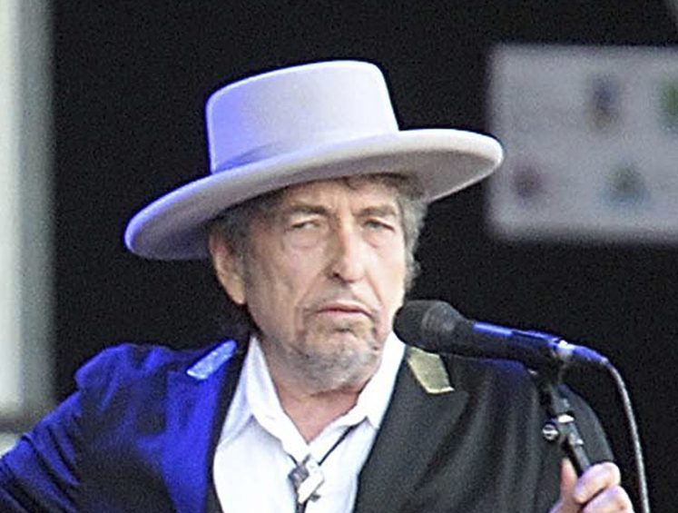 "The 2016 Nobel Prize in Literature was awarded to Dylan ""for having created new poetic expressions within the great American song tradition."""