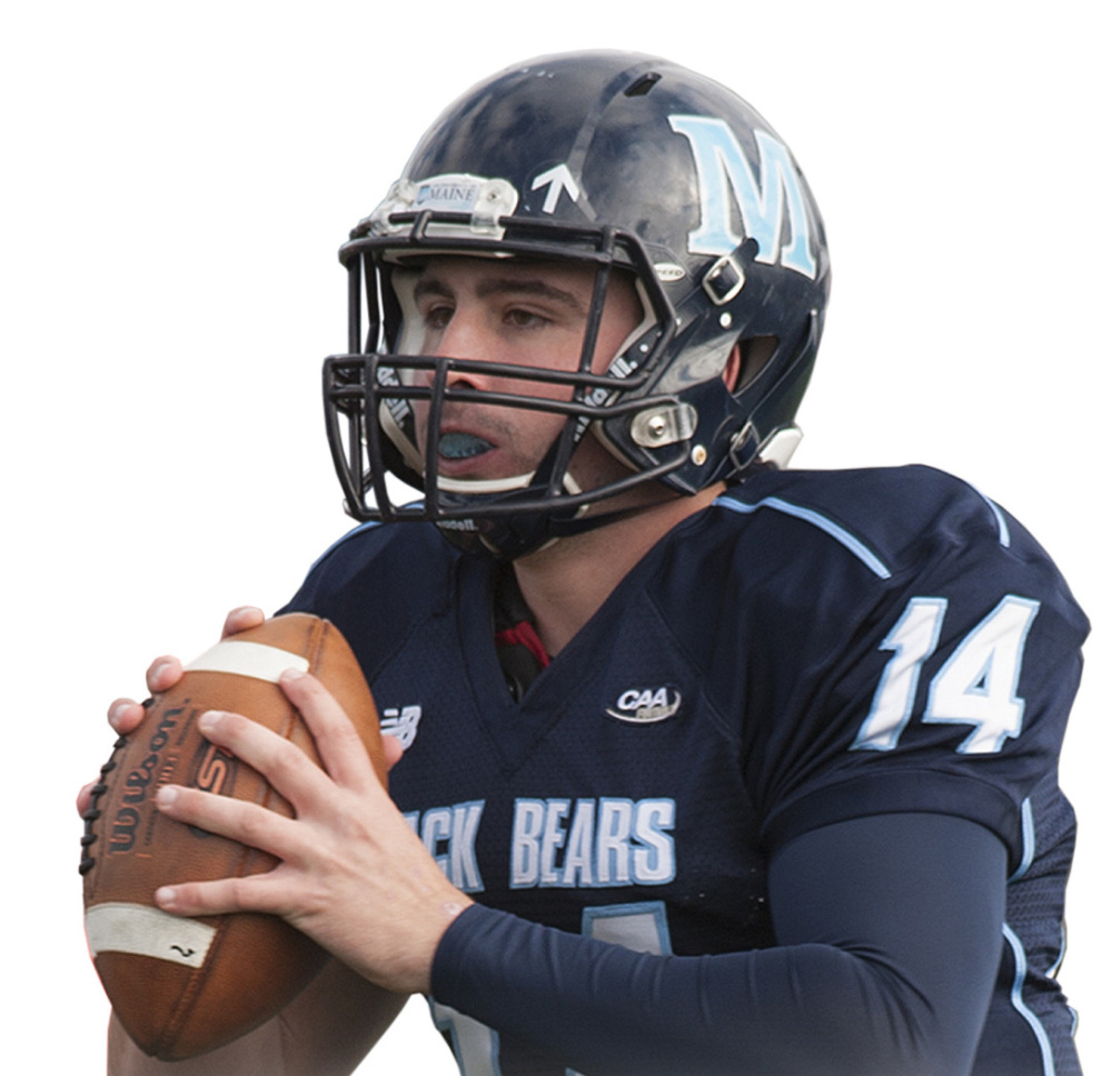 Can Drew Belcher be the QB that UMaine needs? He will get his chance to win the job, again.