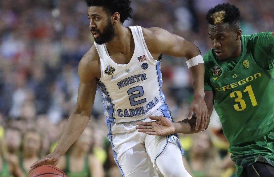 North Carolina's Joel Berry II is not 100 percent healthy, playing on two sore ankles. The Tar Heels seems to run better when Berry is in the lineup and his matchup with Williams-Goss could be a key in the final.