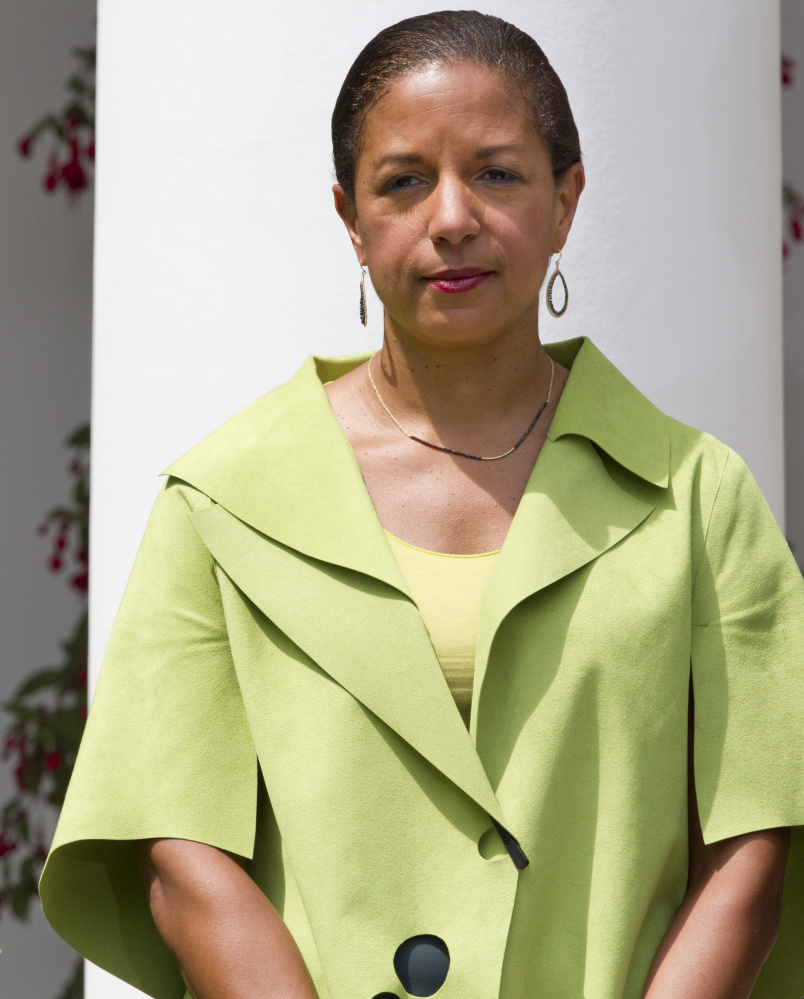 Former National Security Adviser Susan Rice may be called to testify for congressional inquiries.
