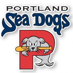Image result for Portland Sea dogs small logo