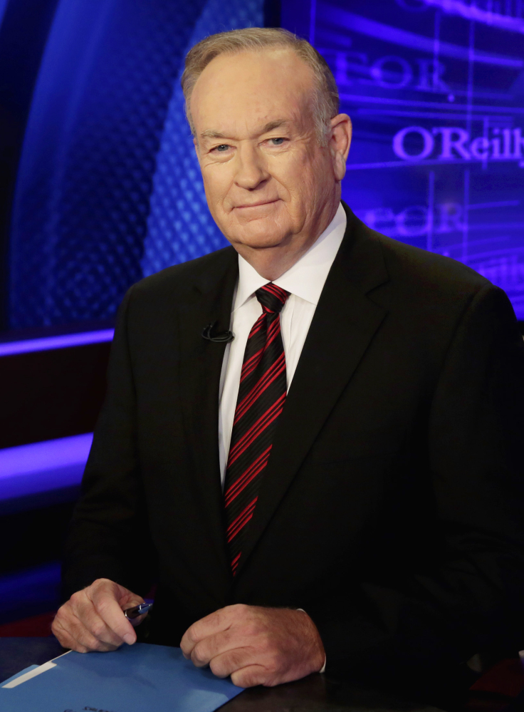 "Advertisers have been dropping out of Bill O'Reilly's nightly ""The O'Reilly Factor"" on the Fox News Channel."