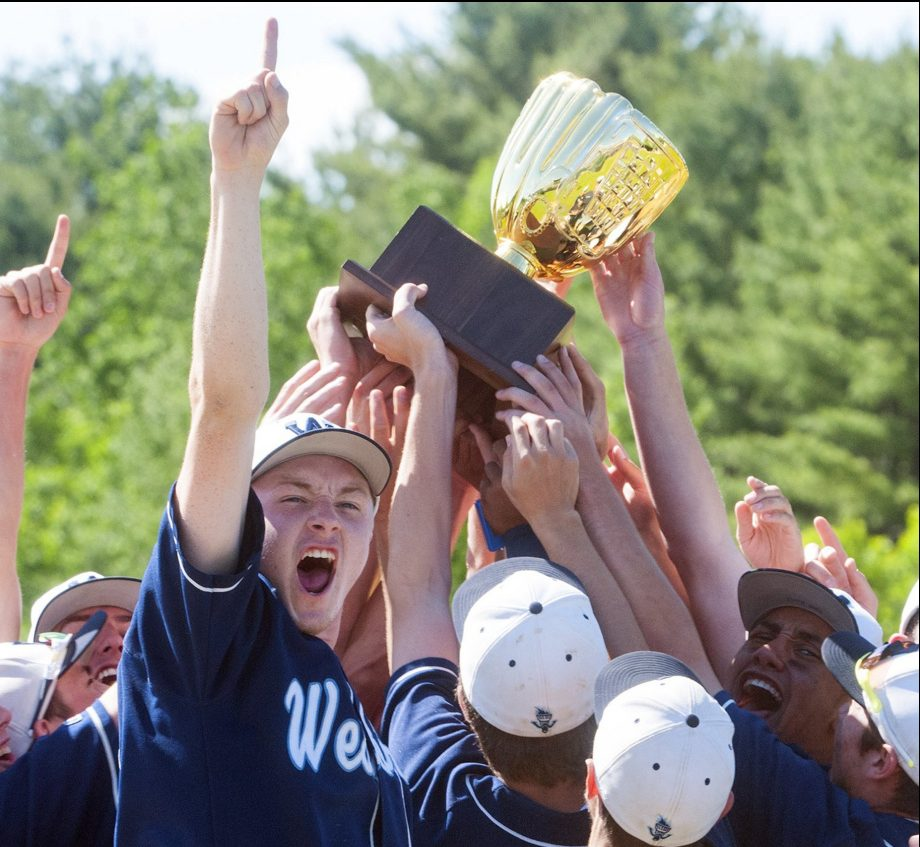 Westbrook took its turn at the top in 2013 – becoming one of the eight different schools in Class A South that have won a regional baseball title in the last eight years.