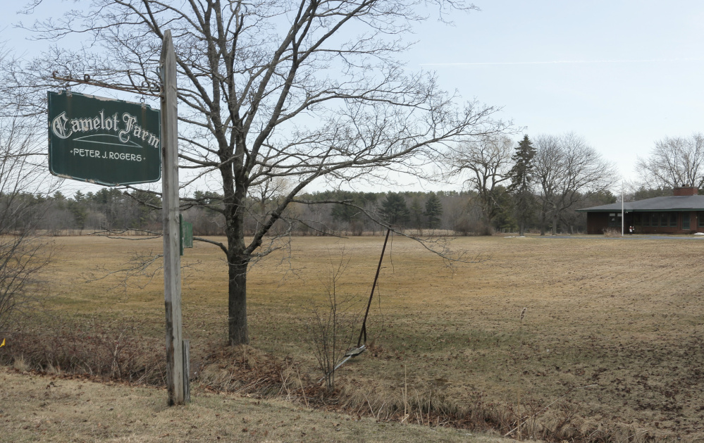 Developers propose to turn Camelot Farm, the largest undeveloped parcel of land in Portland, into a subdivision with 95 single-family homes.