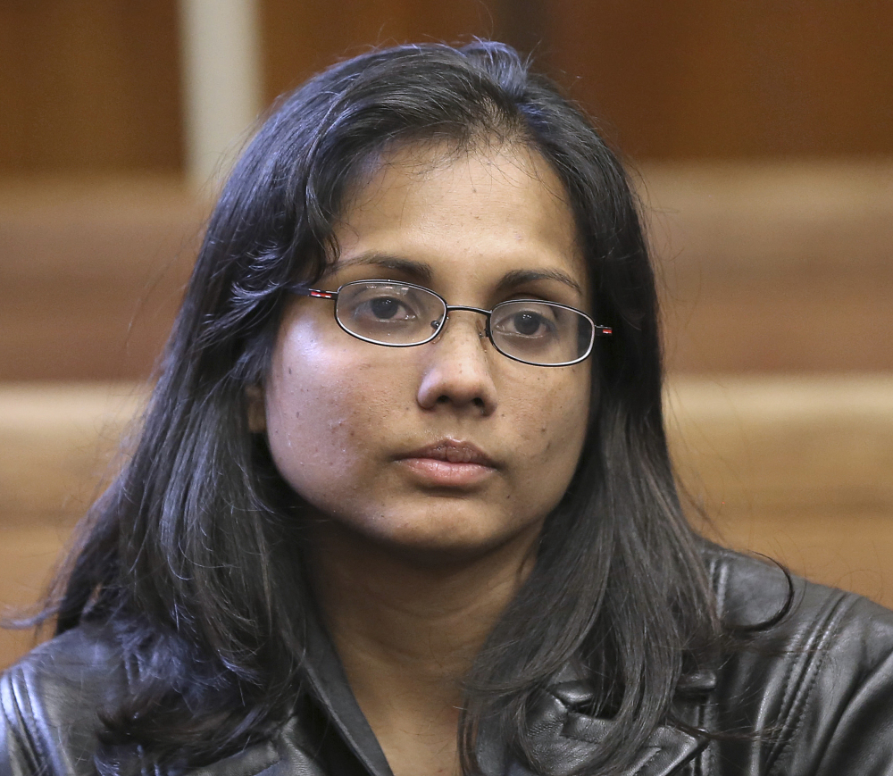 Annie Dookhan admitted to to falsifying tests in thousands of tests in criminal cases.