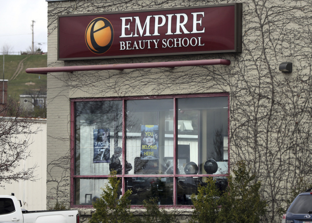 The for-profit Empire Beauty School in Portland was among more than 2,000 programs nationwide that received poor marks from the federal government.