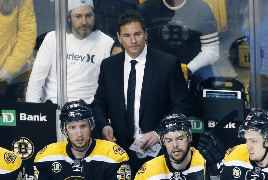 Bruce Cassidy won seven of his first eight games after replacing the fired Claude Julien as coach, and the players appear to want him back on a permanent basis next season.