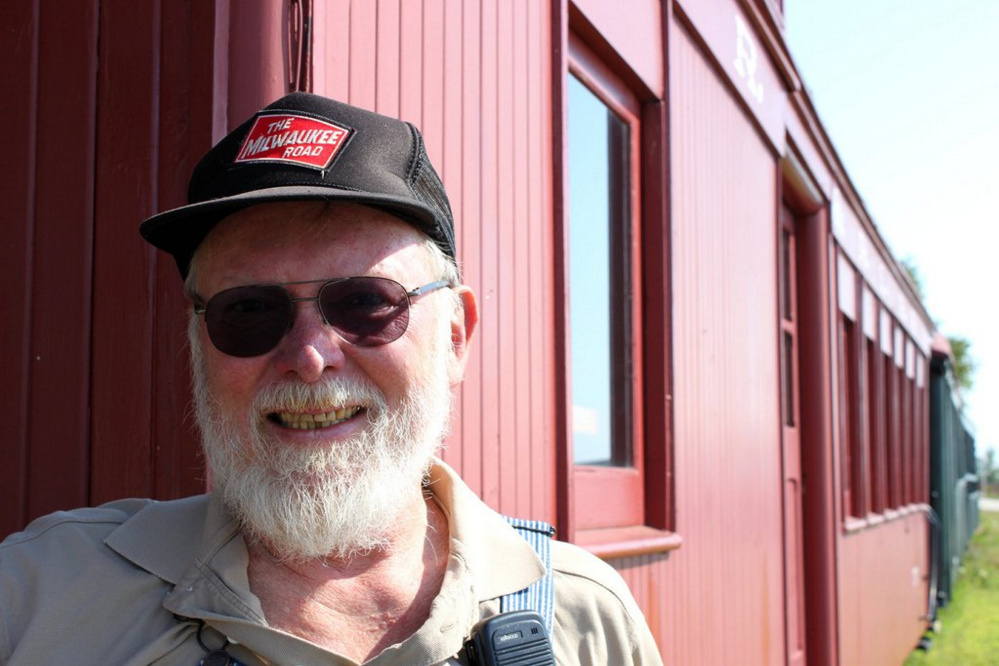 Donovan M. Gray, 68, who died after a car crash Thursday at Colby College in Waterville, was a well-known supporter of the arts, particularly in the Northwest, and was a volunteer conductor and engineer for the Narrow Gauge Railroad Co. and Museum in Portland.