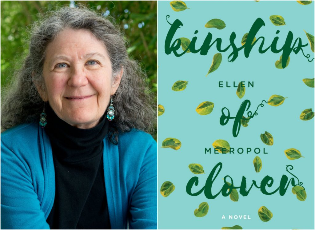 "Ellen Meeropol's latest book, ""Kinship of Clover,"" will be released April 4."