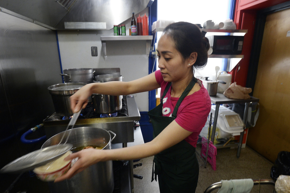 Studying YouTube helped Vietnam native captivate Portland with popular pho