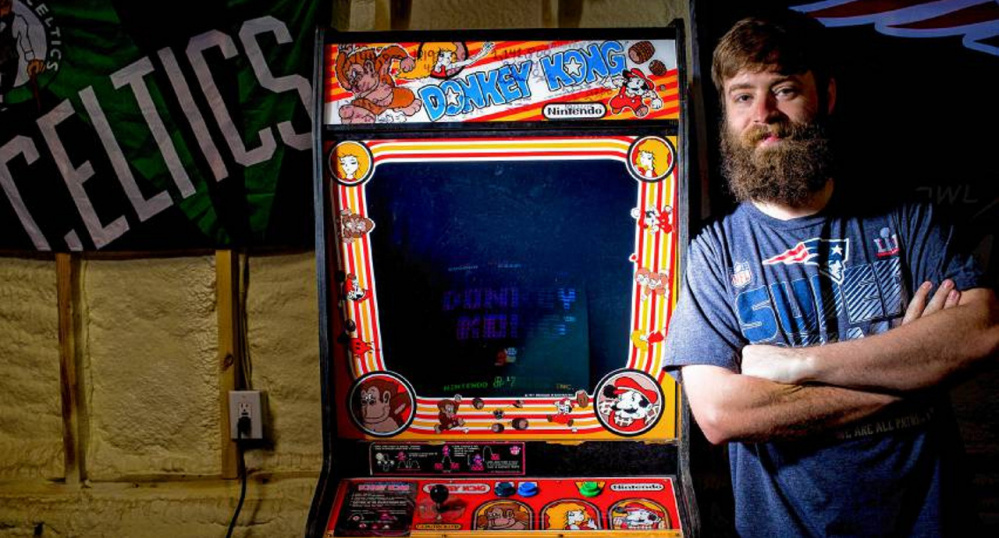 A Methodist University graduate with a degree in business, Robby Lakeman can't make a livelihood out of his Donkey Kong expertise, but can win enough to sustain the hobby.