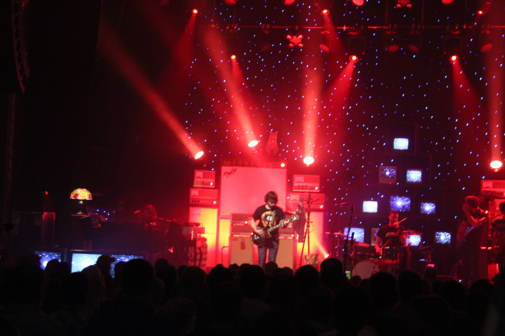 Ryan Adams at the State Theatre in Portland on May 7.