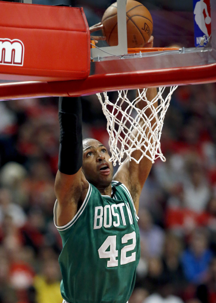Al Horford, who had developed into a team leader, decided to join the Boston Celtics as a free agent last season in part because of the vision offered by Danny Ainge, who has been the president of basketball operations since 2003.