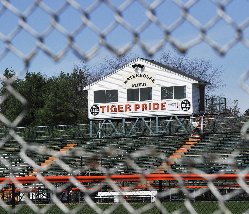 Waterhouse Field has been a source of community pride in Biddeford for decades, but officials are now facing questions on the best way to handle renovations.