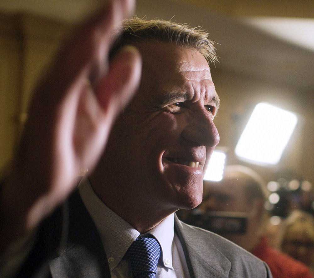 Vermont Gov. Phil Scott said he will review the marijuana legalization bill but hasn't said whether he will sign it.
