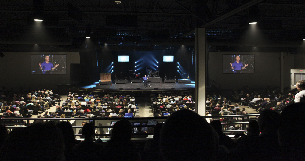 Eastpoint Christian Church Opens Arms In New Location
