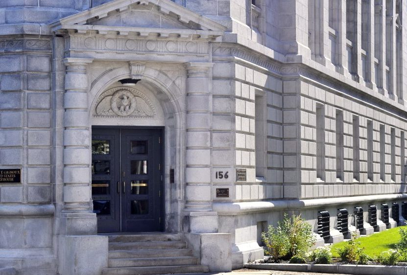 Harsh drug sentences handed down in courthouses like this have disrupted families and ruined lives, but they have not loosened the grip of addiction.